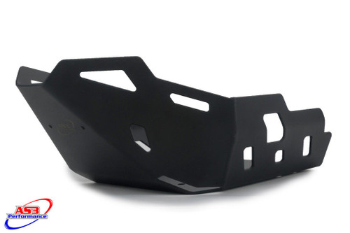 SUZUKI DL 650 V-STROM 2017-2019 AS3 PERFORMANCE ALUMINIUM SKID PLATE SUMP BASH GUARD