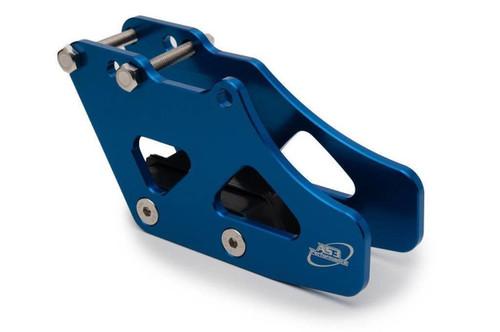 TM MX EN 125 144 250 300 450 530 2011-2020 AS3 ALUMINIUM CHAIN GUIDE BLUE