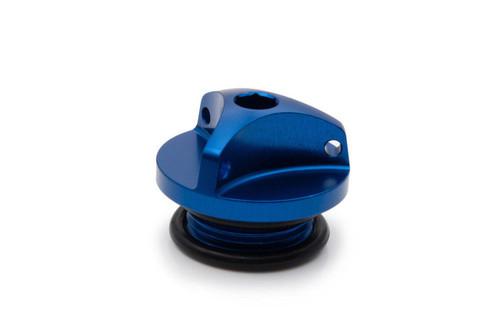 HONDA CBR 600 F RR 900 929 954 1000 RR FIREBLADE 91-18 AS3 OIL FILLER PLUG BLUE