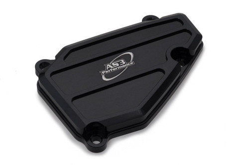 BETA 250 300 RR XTRAINER 2013-2020 AS3 POWER VALVE CONTROL COVER BLACK