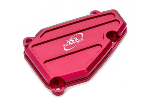 BETA 250 300 RR XTRAINER 2013-2020 AS3 POWER VALVE CONTROL COVER RED