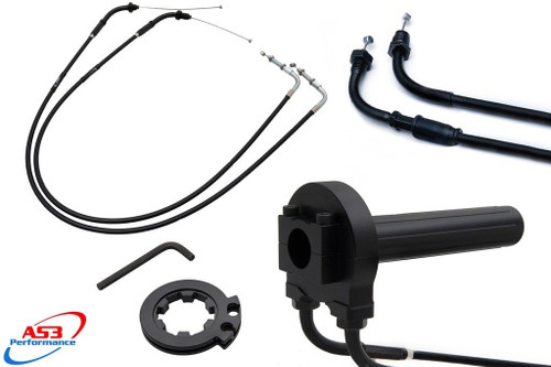 YAMAHA YZF 600 R6 5SL 2003-2005 AS3 VENHILL QUICK FAST ACTION THROTTLE KIT