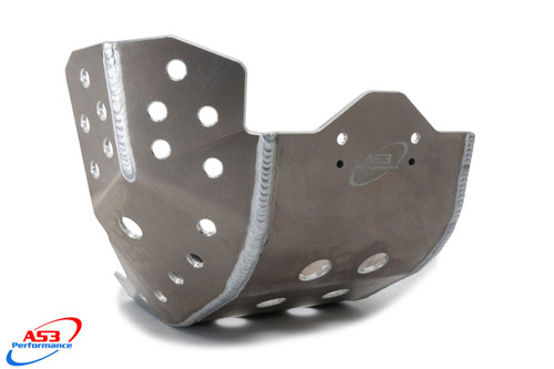 HONDA CRF 450 L 2019 AS3 ALUMINIUM SKID PLATE SUMP BASH GUARD