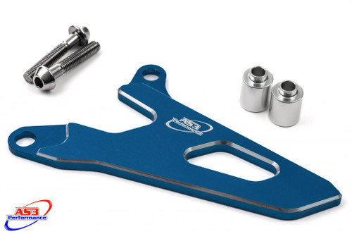 YAMAHA YZ 250 1999-2021 YZF 250 2001-2013 WRF 250 2001-2014 FRONT SPROCKET GUARD COVER BLUE