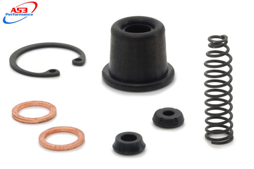HONDA CR 125 02-08 CRF 250 450 02-19 AS3 REAR BRAKE MASTER CYLINDER REPAIR KIT