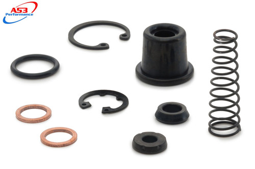 HONDA TRX 250 300 450 700 AS3 REAR BRAKE MASTER CYLINDER REPAIR KIT