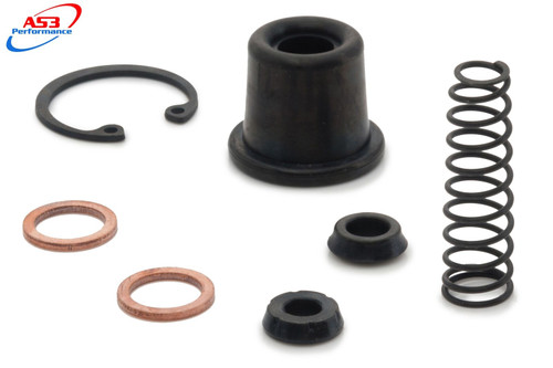 AS3 REAR BRAKE MASTER CYLINDER REPAIR KIT - YAMAHA YZ 85 93