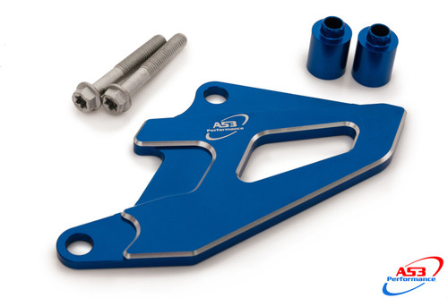 SHERCO SE SEF SC SCF 125 250 300 450 500 R AS3 FRONT SPROCKET GUARD COVER BLUE