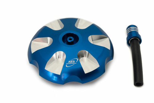 SHERCO SE SEF SE-F 125 250 300 450 500 510 R 2008-2022 AS3 PETROL FUEL GAS CAP BLUE