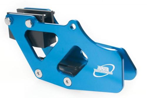 YAMAHA YZ YZ-F WR-F 125 250 400 426 450 1997-2007 CNC ALUMINIUM CHAIN GUIDE BLUE
