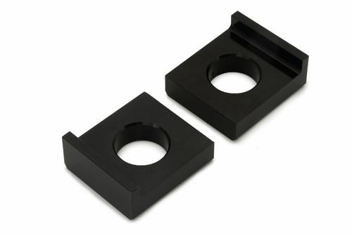 HONDA CB 1100 RS 17-18 CB 1300 03-10 AS3 CHAIN ADJUSTERS REAR AXLE BLOCKS BLACK