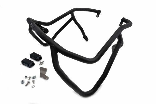 HONDA CB 500 X 2019 AS3 PERFORMANCE CRASH BARS GUARDS BLACK