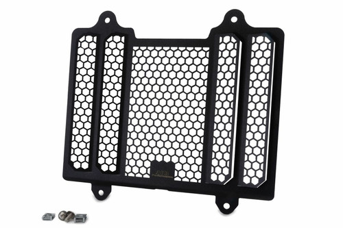 BMW G 310 GS 2016-2019 AS3 ALUMINIUM RADIATOR GUARD GRILL BLACK