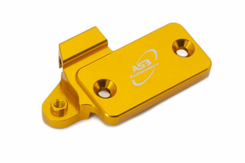 SWM RS 300 500 R 2020 AS3 CLUTCH MASTER CYLINDER RESERVOIR COVER YELLOW