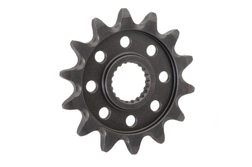 KTM 125-530 SX SXF EXC EXC-F 91-20 AS3 ULTRA-LIGHT STEEL FRONT SPROCKET 12T