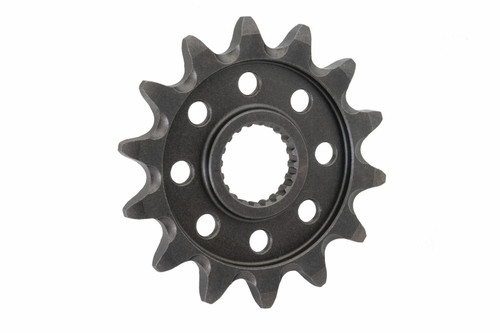 HUSABERG TE FE 250 300 350 390 450 570 AS3 ULTRA-LIGHT STEEL FRONT SPROCKET 13T