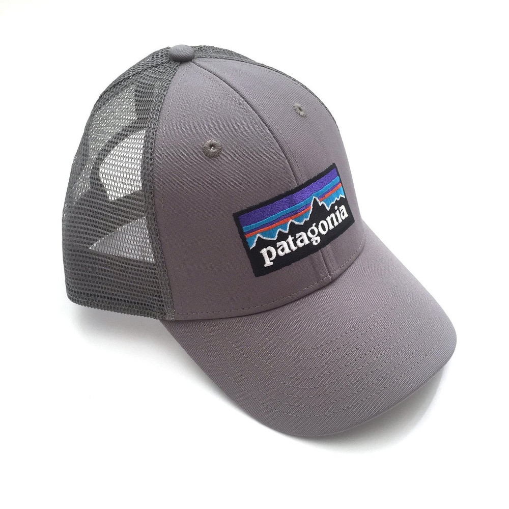 P6 Trucker Hat Feather Grey ALL