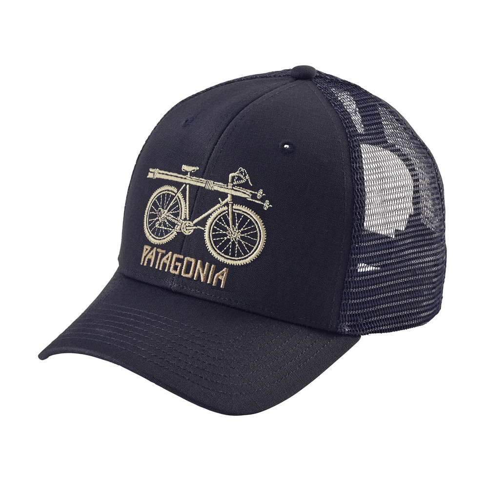 Snow Cycle Trucker Hat Smolder Blue ALL