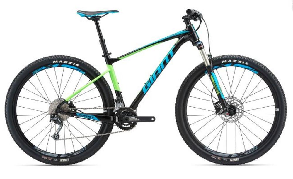 Fathom 29er 2 M Black/Neon Green/Blue