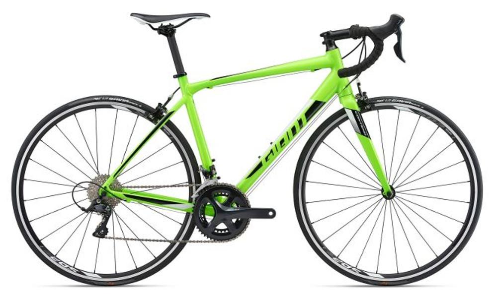 Contend 1-TR Size Medium/Large Neon Green/Black