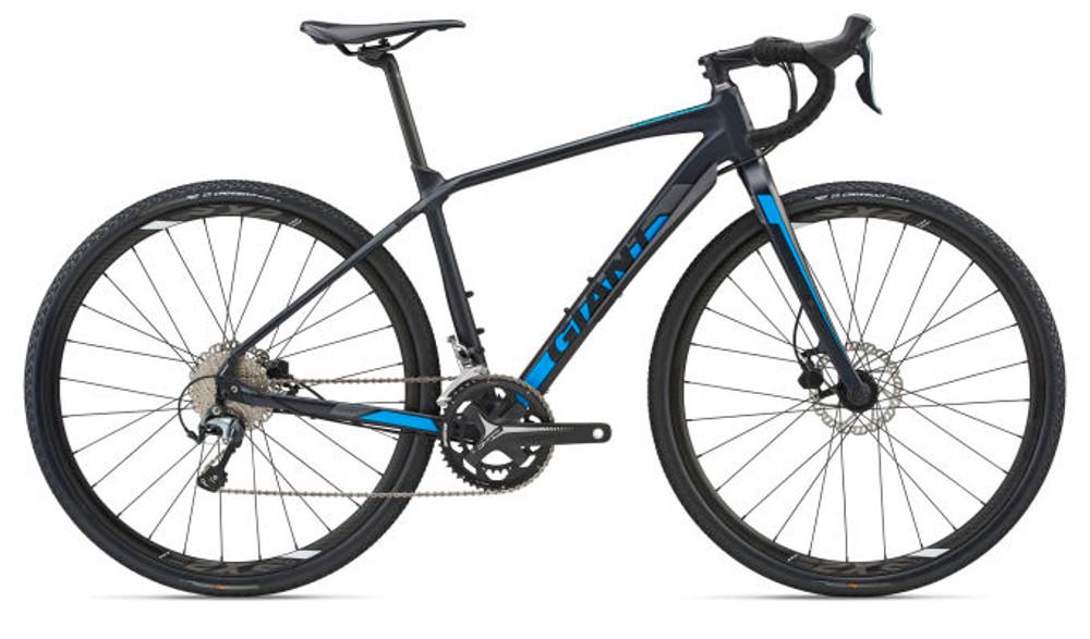 ToughRoad SLR GX 1 Size Large Matte Dark Blue/Dark Silver/Blue