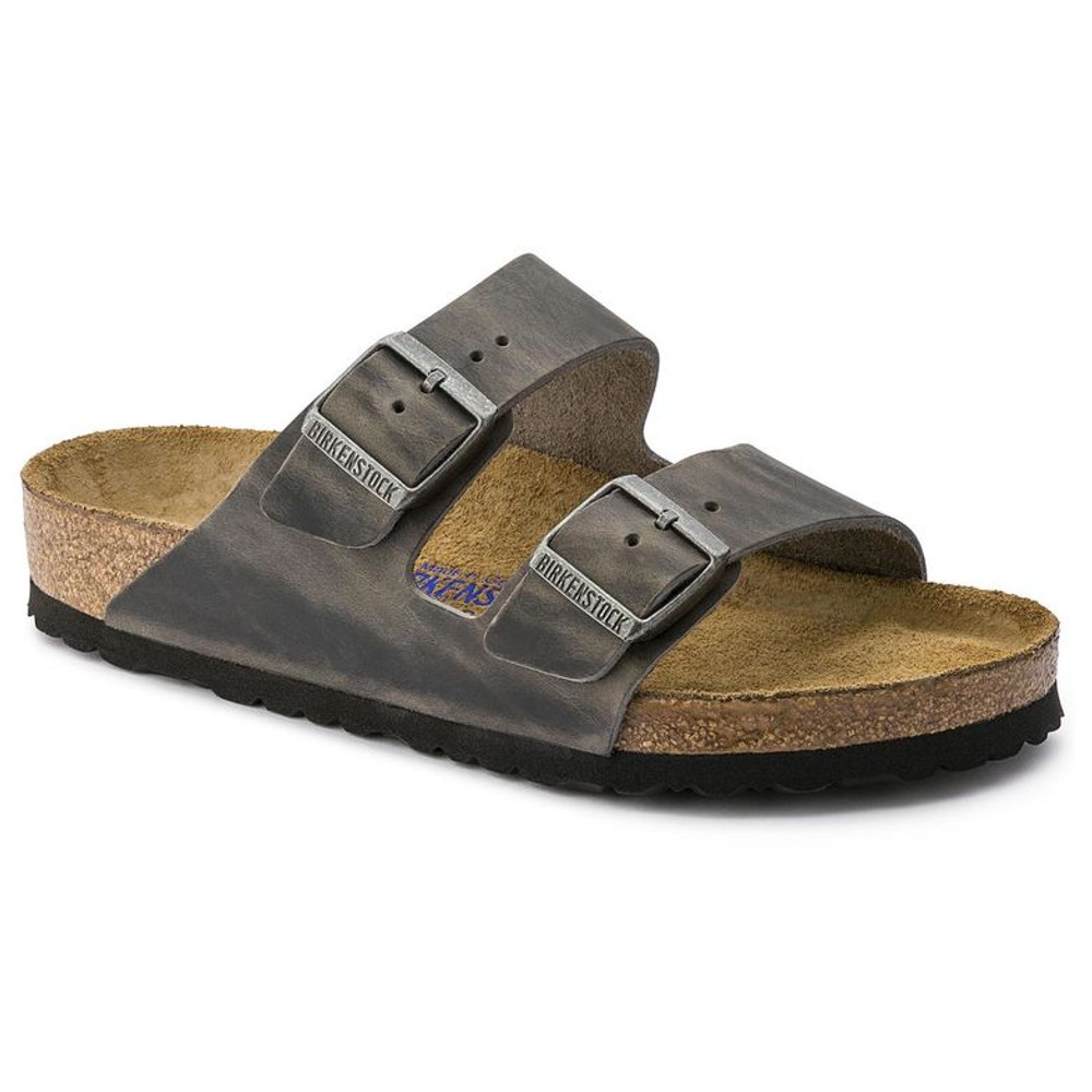 ARIZONA SOFT FOOTBED OILED LEATHER IRON Regular