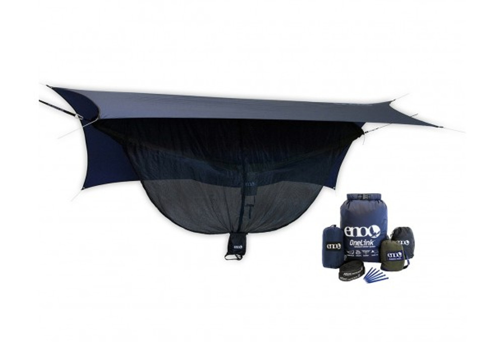 OneLink DoubleDeluxe Sleep System Navy/Olive OS
