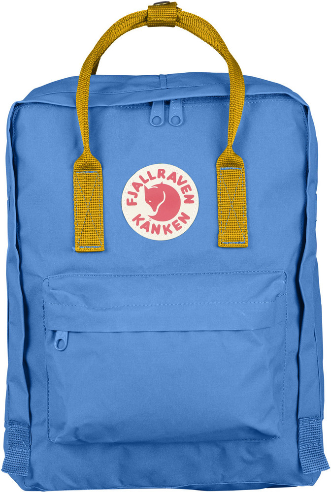 Kanken UN Blue-Warm Yellow