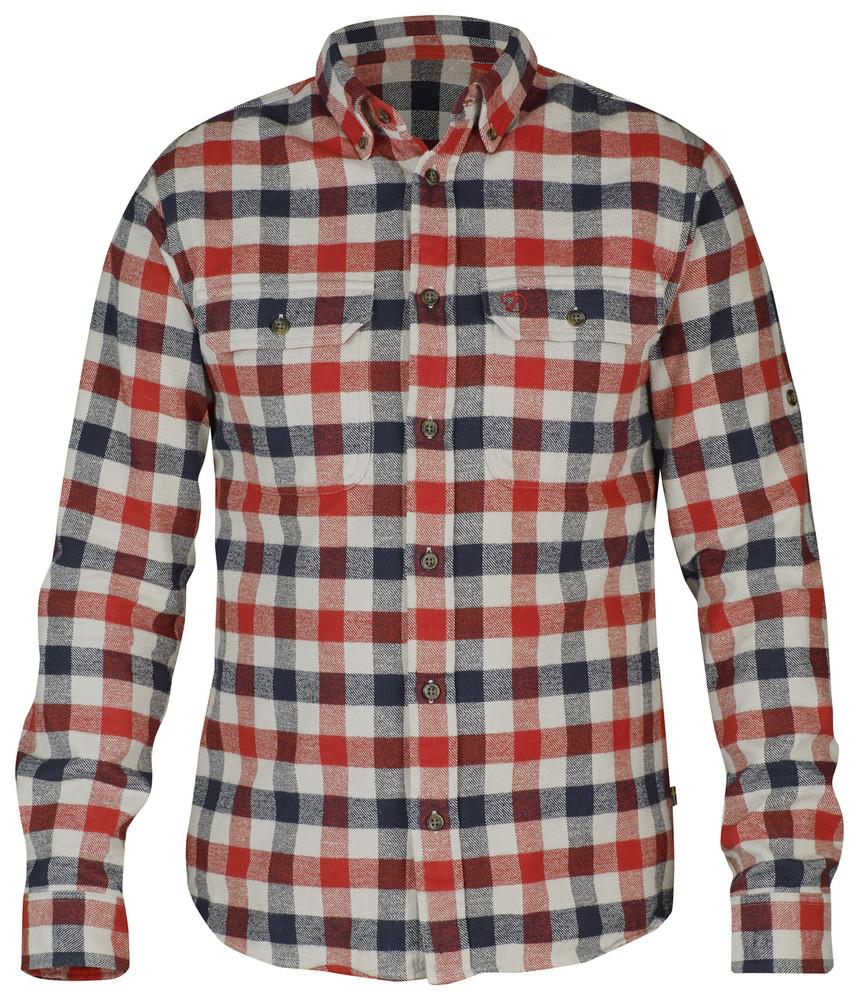 Skog Shirt Red XXL