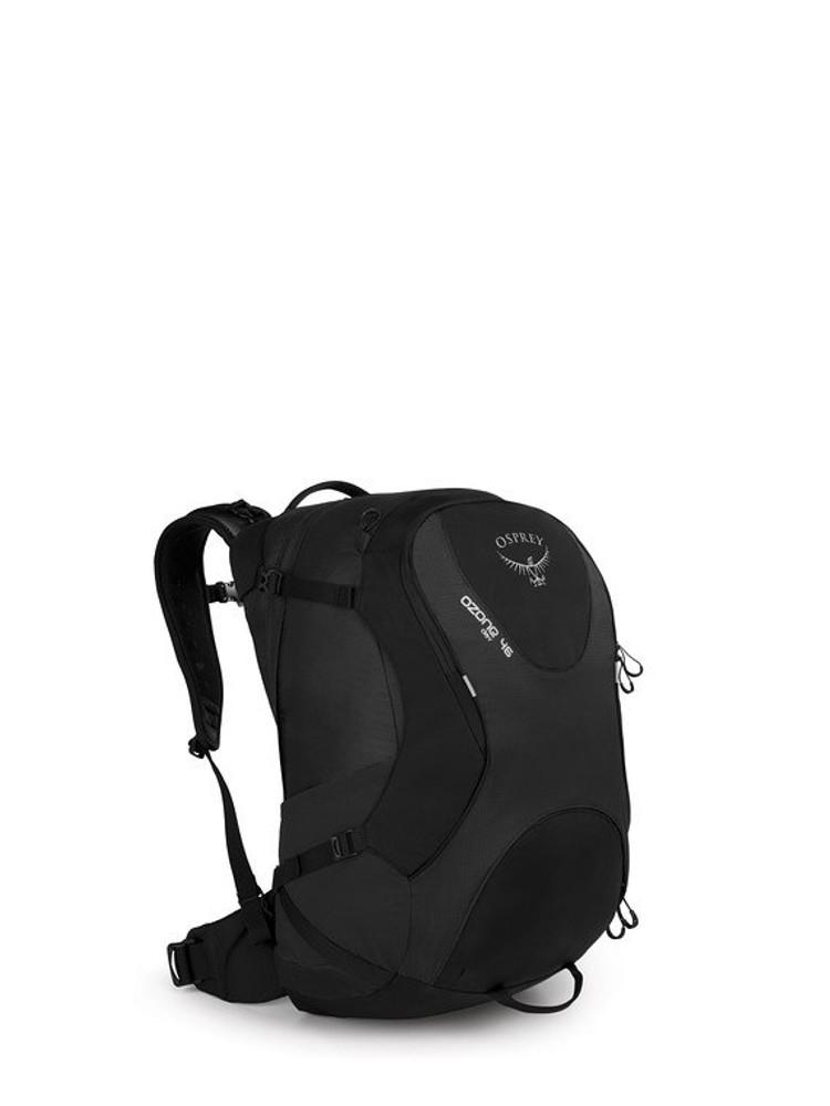 Ozone Travel Pack 46 Black