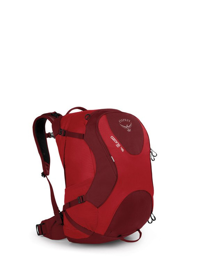 Ozone Travel Pack 46 O/S Hoodoo Red