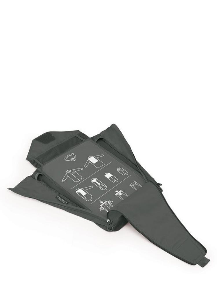 UL Garment Folder Shadow Grey O/S