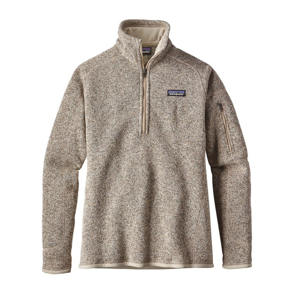 W's Better Sweater 1/4 Zip Pelican