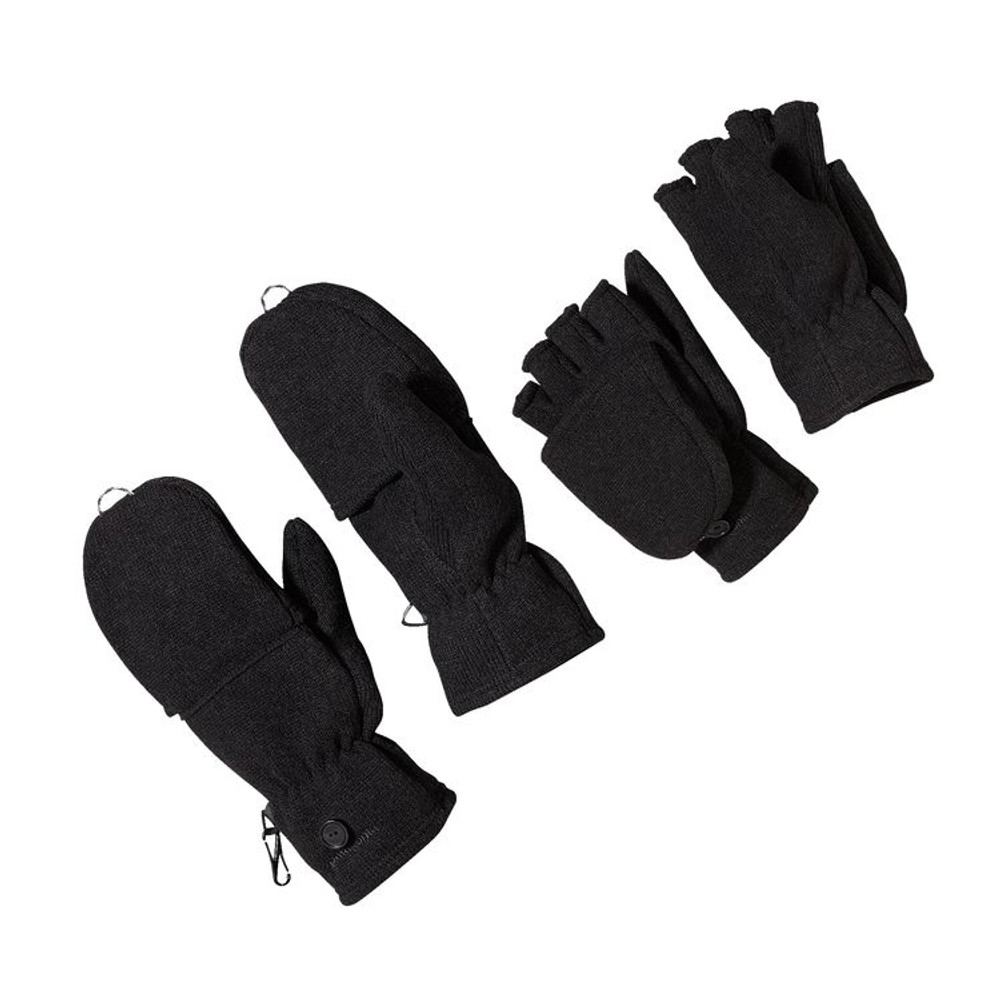 W's Better Sweater Gloves Black