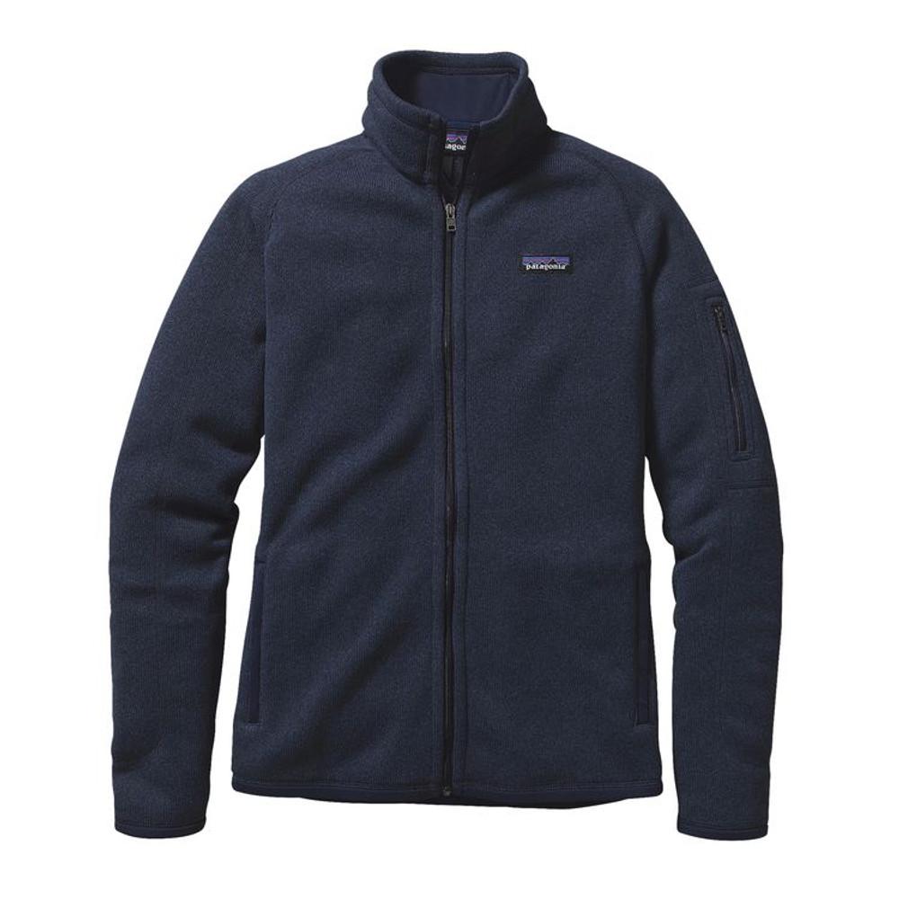 W's Better Sweater Jkt Classic Navy
