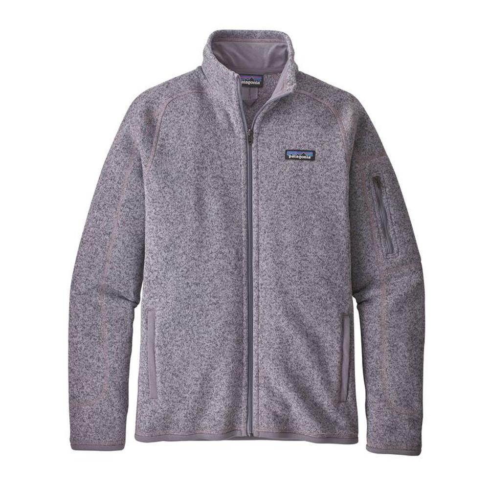 W's Better Sweater Jkt Smokey Violet