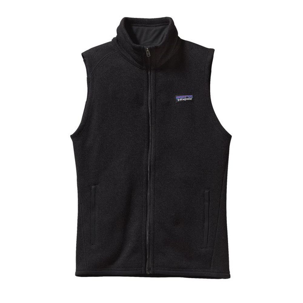 W's Better Sweater Vest Black