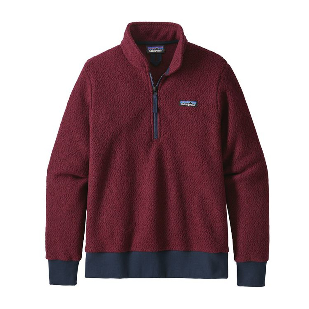 W's Woolyester Fleece P/O Oxide Red