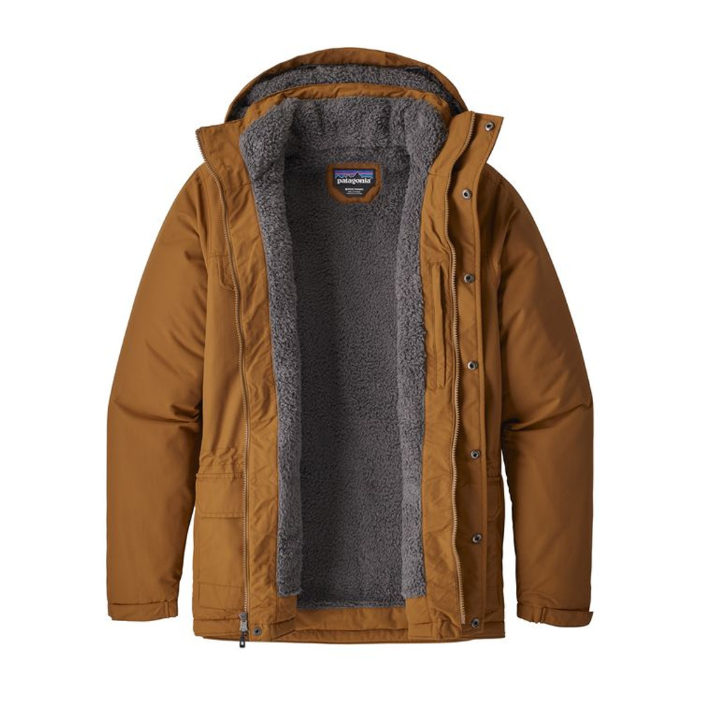 M's Isthmus Parka Bence Brown