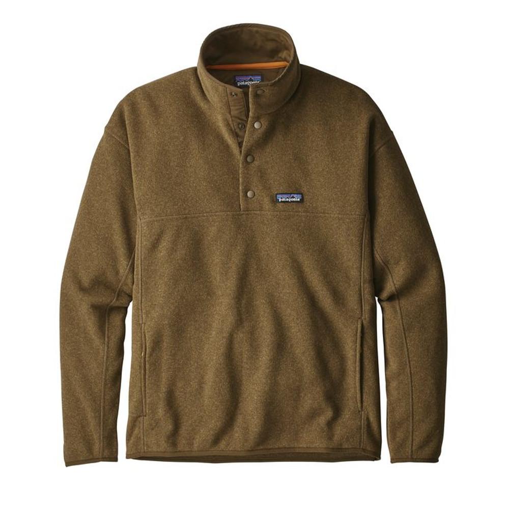 M's LW Better Sweater Marsupial P/O Sediment