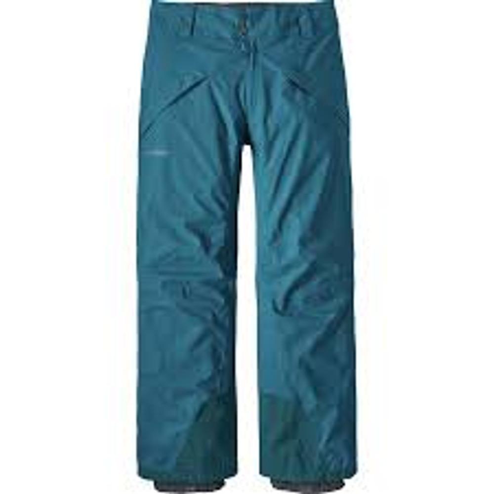 M's Powder Bowl Pants - Reg Grecian Blue