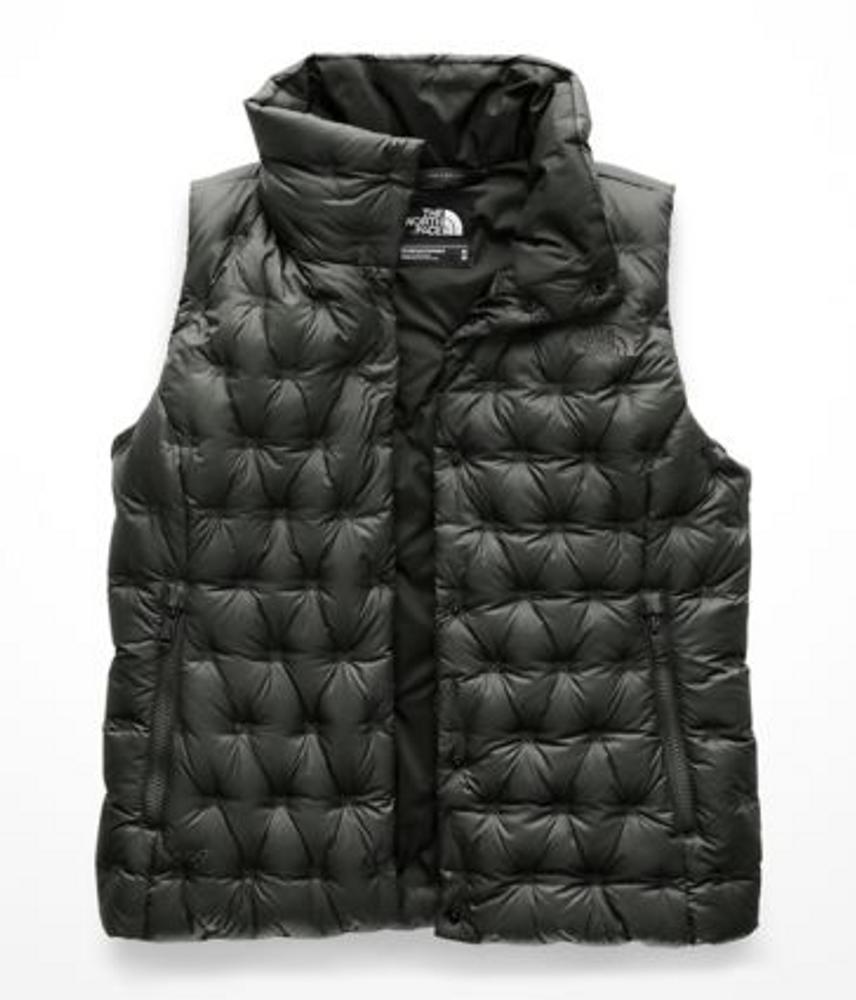 Women's Holladown Crop Vest Asphalt Grey
