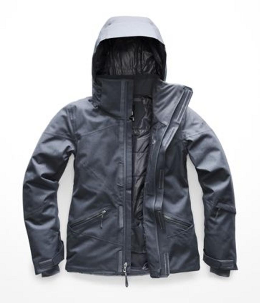 Women's Lenado Jacket Grisaille Grey Heather