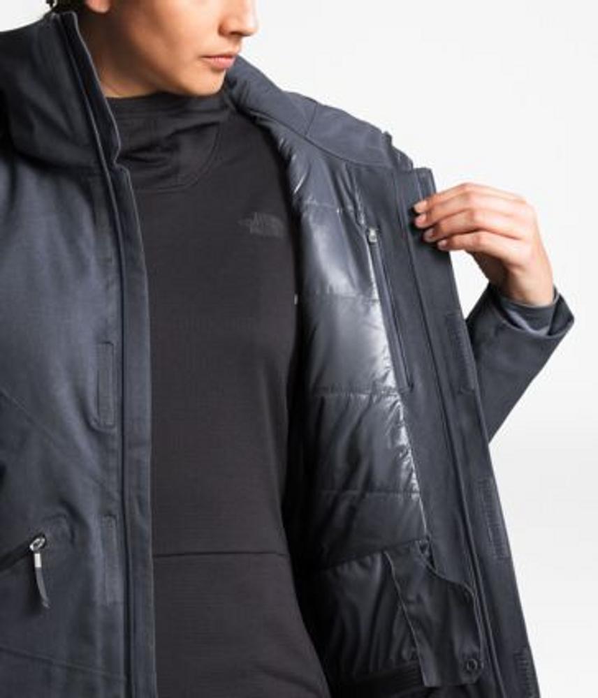 Women's Lenado Jacket TNF Black