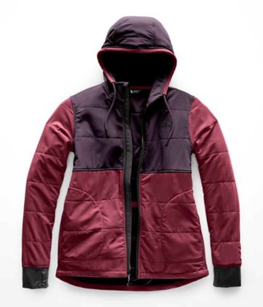 Women's Mountain Sweatshirt Full Zip Fig/Galaxy Purple