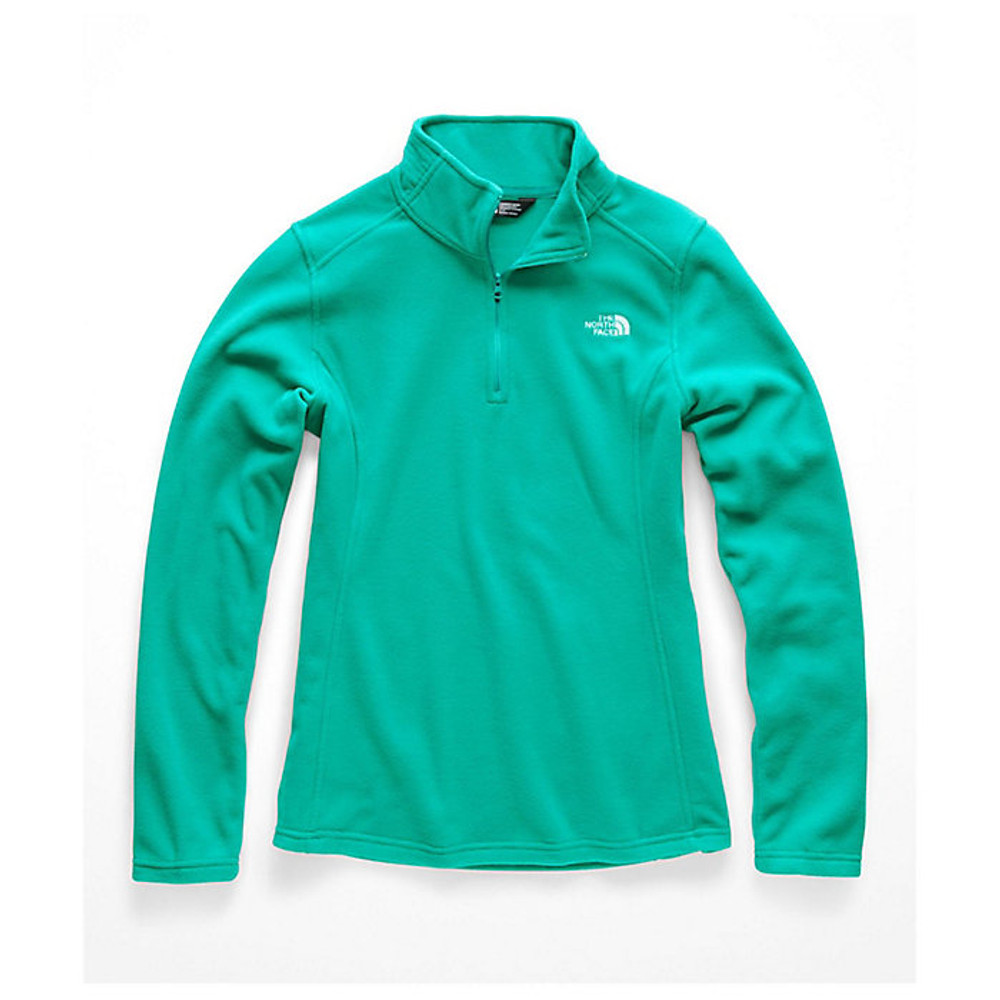 Women's Novelty Glacier Pullover Kokomo Green Stria