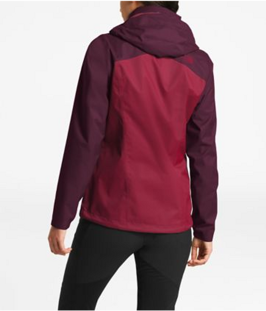 Women's Resolve Plus Jacket Rumba Red/Fig