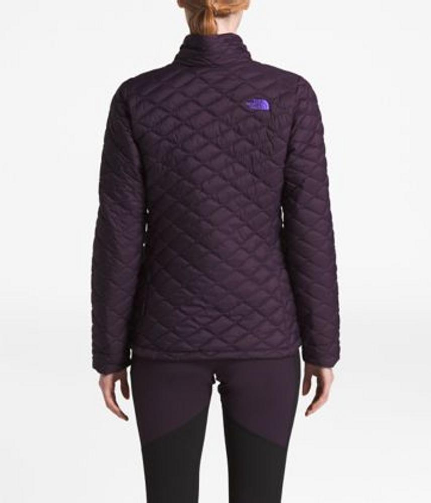 Women's ThermoBall™ Jacket Galaxy Purple Matte