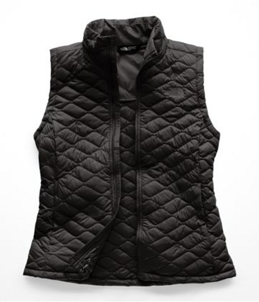 Women's ThermoBall™ Vest TNF Black Matte