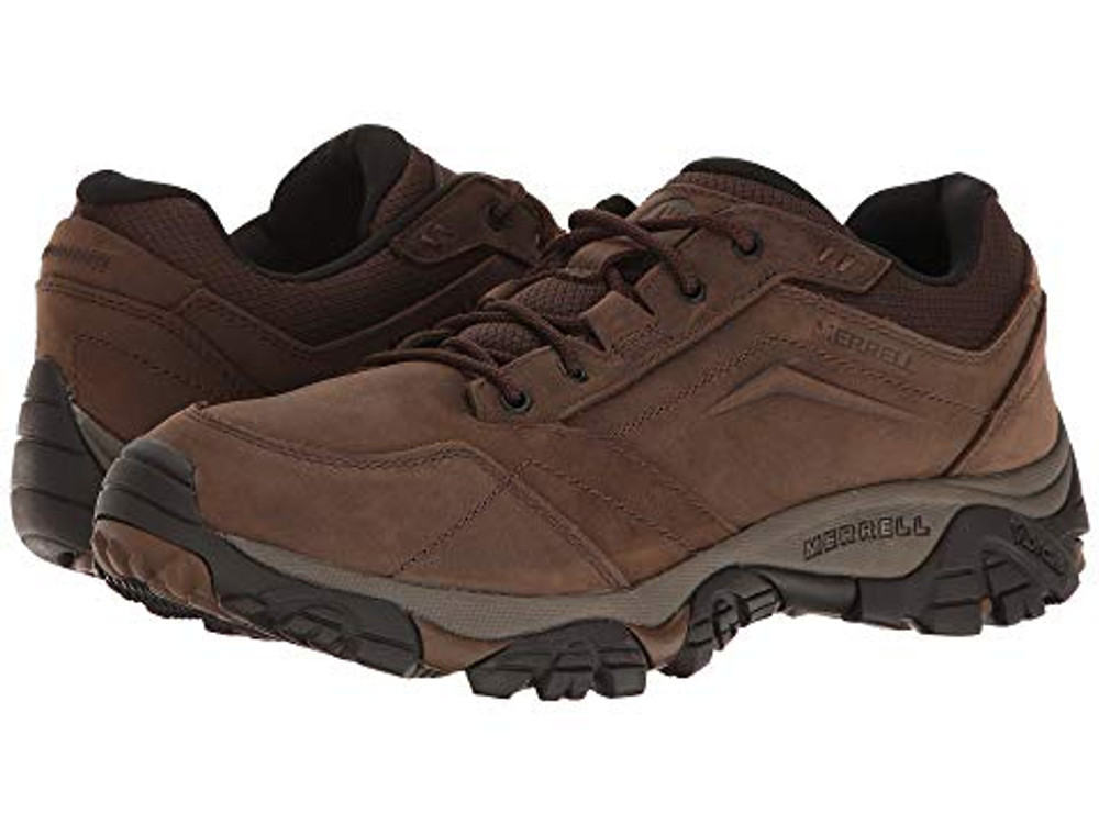 MOAB ADVENTURE LACE WP / DARK EARTH WIDE